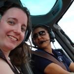 Laura & pilot