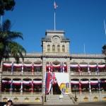Iolani Palace