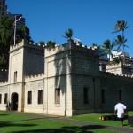 Palace Barracks