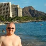 David on Waikiki