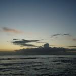 shark or submarine cloud