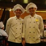 Chef Lelono & Ganjar