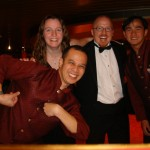 Ron, Laura, David and Rodel