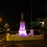 Ensenada statue